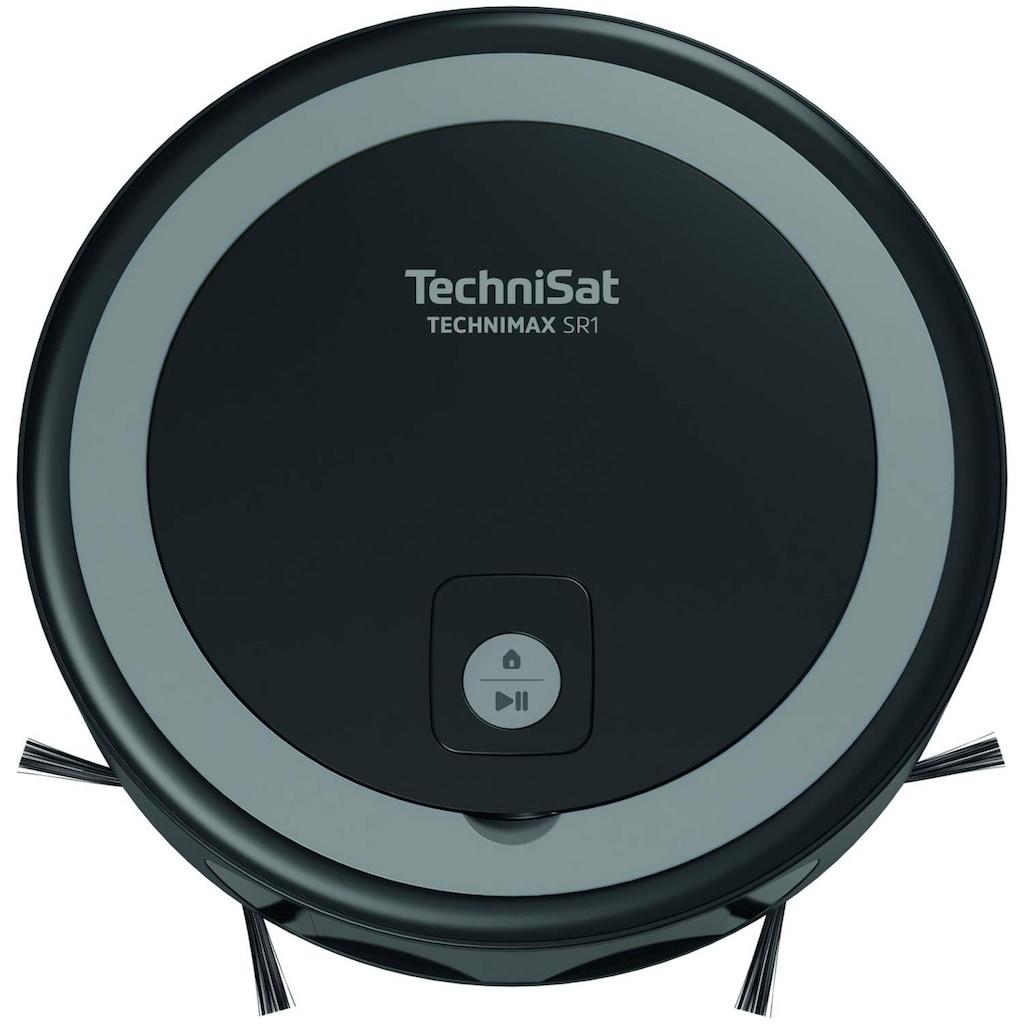 TechniSat smarter Saugroboter, Lasernavigation, intelligente Sensoren