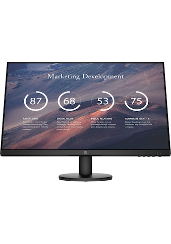 "HP LCD-Monitor »P27v G4«, 68,6 cm/27 "", 1920 x 1080 px, Full HD, 5 ms Reaktionszeit, 60 Hz kaufen"