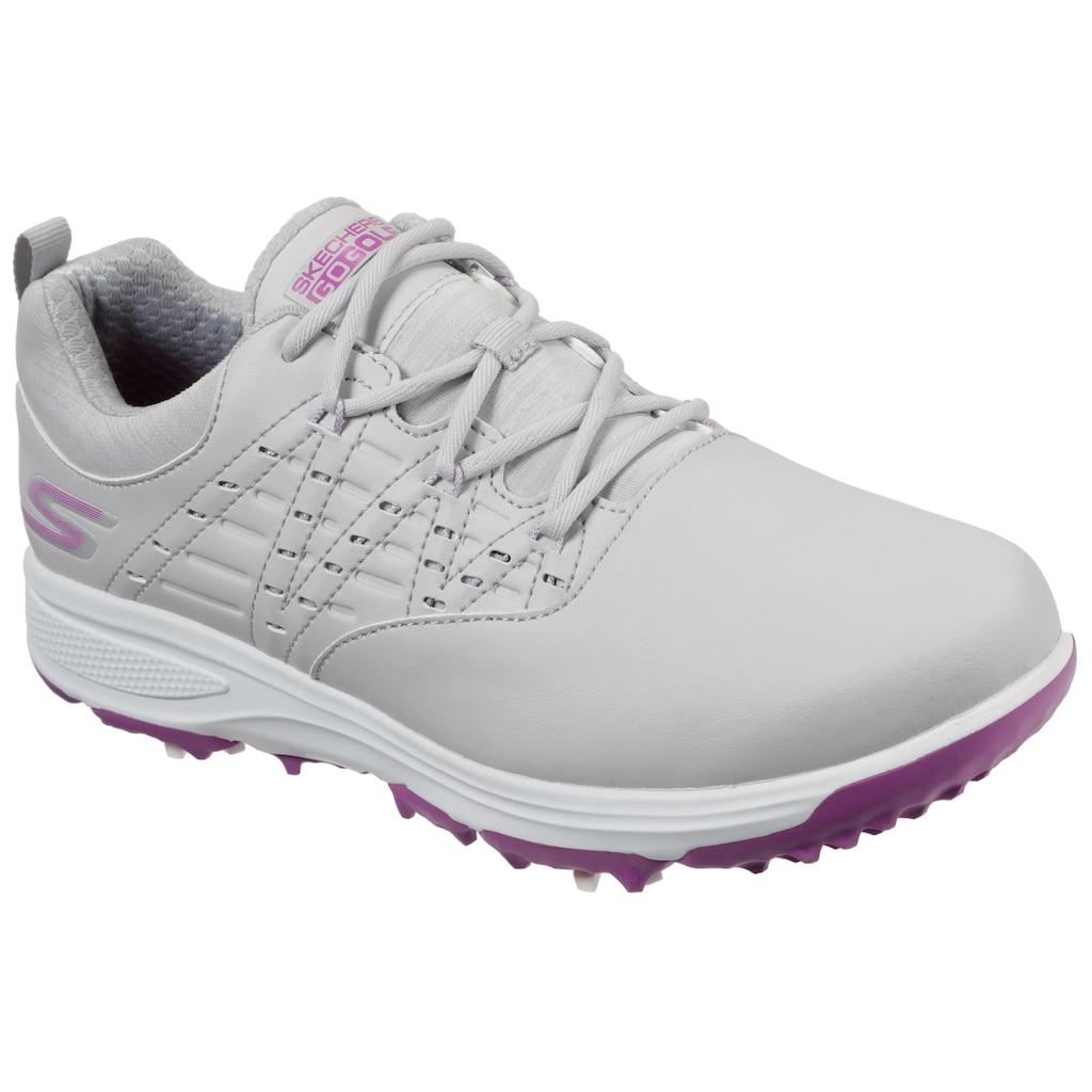 SKECHERS PERFORMANCE Fitnessschuh »Golfschuh Go Golf Pro 2«, mit austauschbaren Spikes