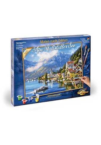Schipper Malen nach Zahlen »Meisterklasse Premium - Am Hallstätter See«, Made in Germany kaufen