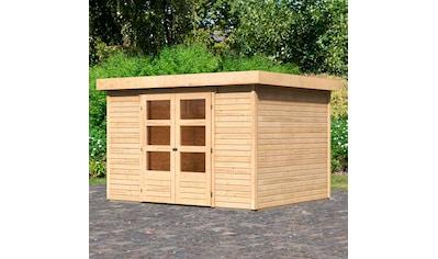 KARIBU Gartenhaus »Arnis 5«, BxT: 330x262 cm kaufen