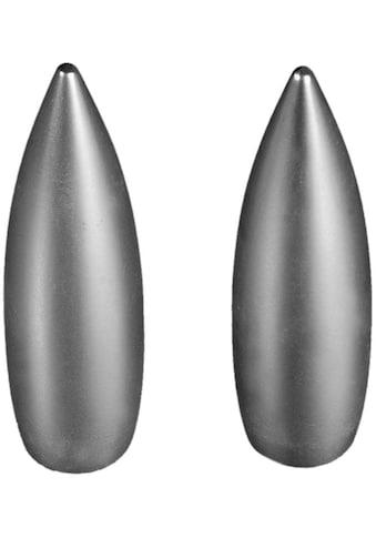 Gardinenstangen - Endstück »Bullet«, Liedeco, passend für Gardinen (Set) kaufen