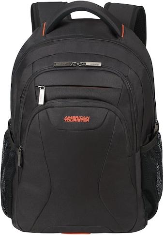 American Tourister® Laptoprucksack »At Work, black/orange« kaufen