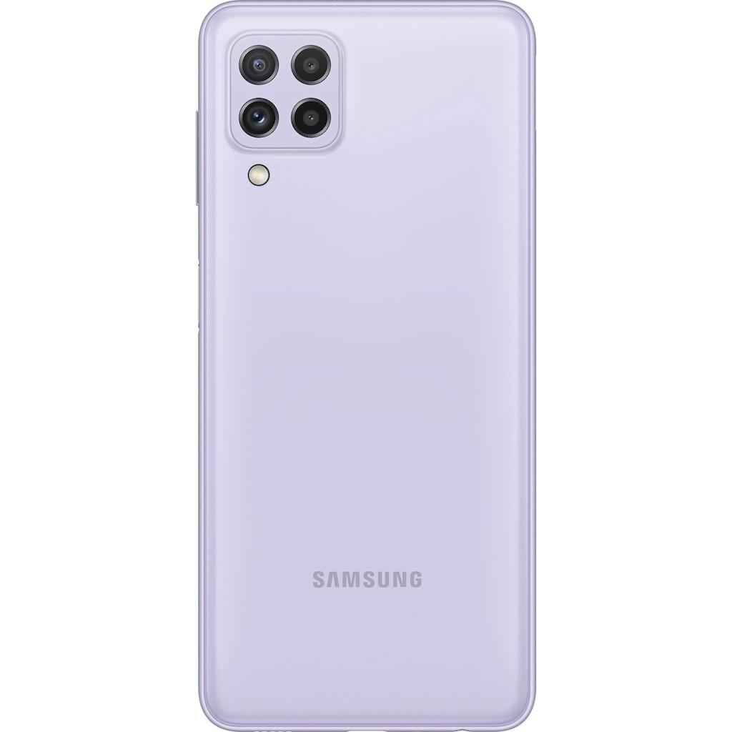 "Samsung Smartphone »Galaxy A22«, (16,23 cm/6,4 "", 128 GB Speicherplatz, 48 MP Kamera)"
