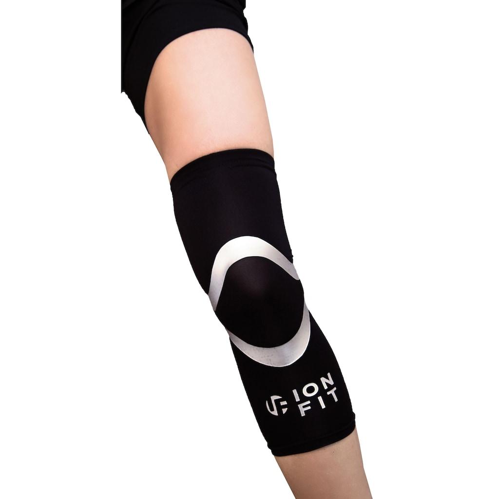 IONFIT Kniebandage »Knie-Bandage«, mit Silberionen