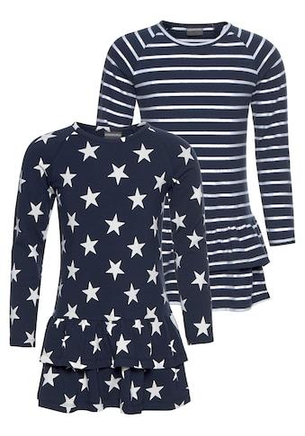 KIDSWORLD Jerseykleid (Packung, 2 tlg.) kaufen
