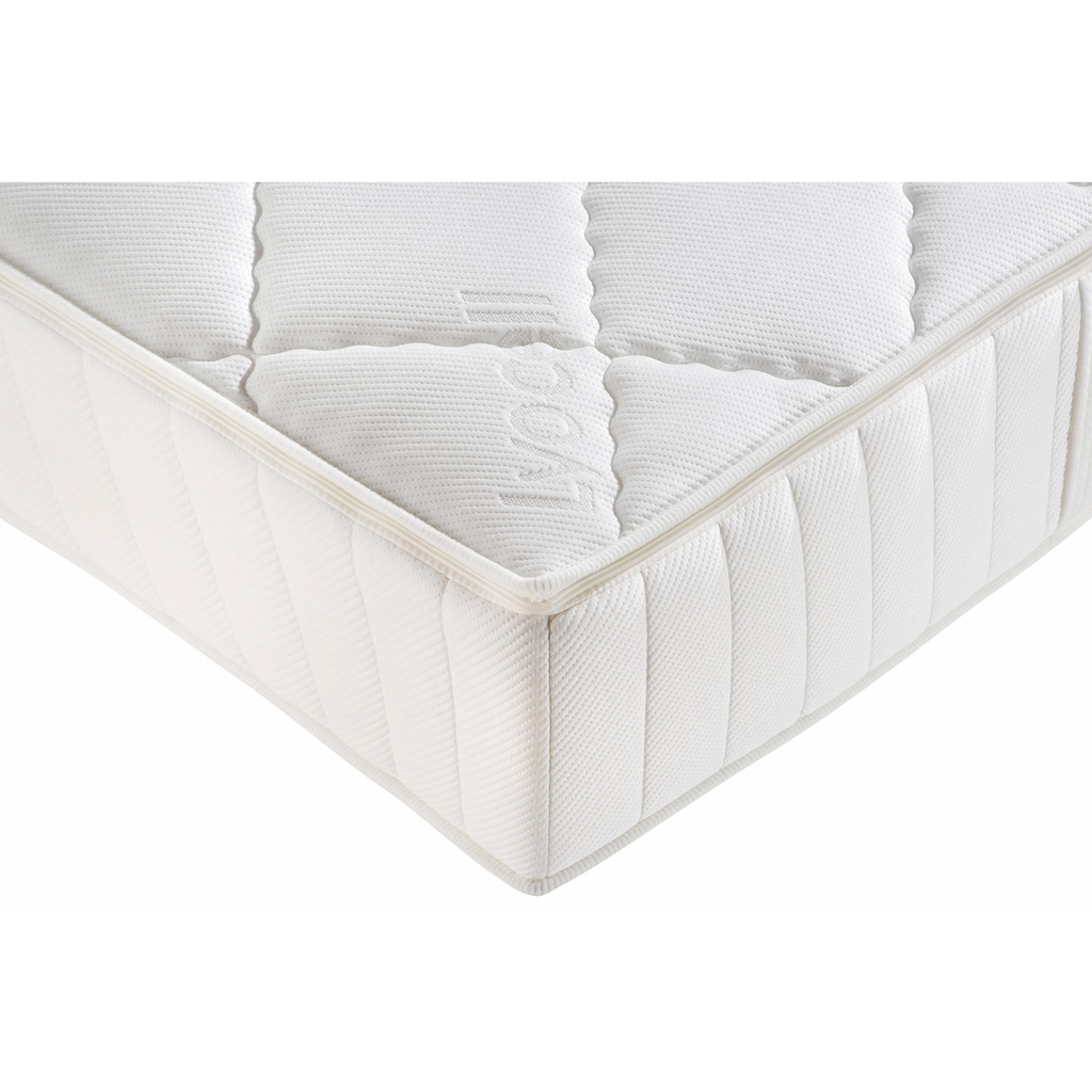 Hn8 Schlafsysteme Taschenfederkernmatratze »Savoy«, 24 cm cm hoch, 435 Federn, (1 St.)