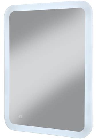 WELLTIME Spiegel »Verona«, LED - Spiegel, 80 x 60 cm kaufen