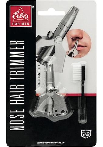 ERBE Nasenhaartrimmer Nose Hair Trimmer kaufen