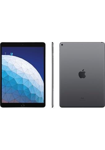 Apple »iPad Air  -  64GB  -  WiFi + Cellular« Tablet (10,5'', 64 GB, iOS, 4G (LTE)) kaufen