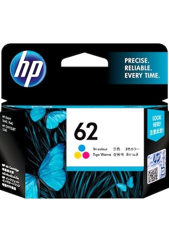 HP »hp 62 Original Cyan, Magenta, Gelb« Tintenpatrone (1 - tlg.) kaufen