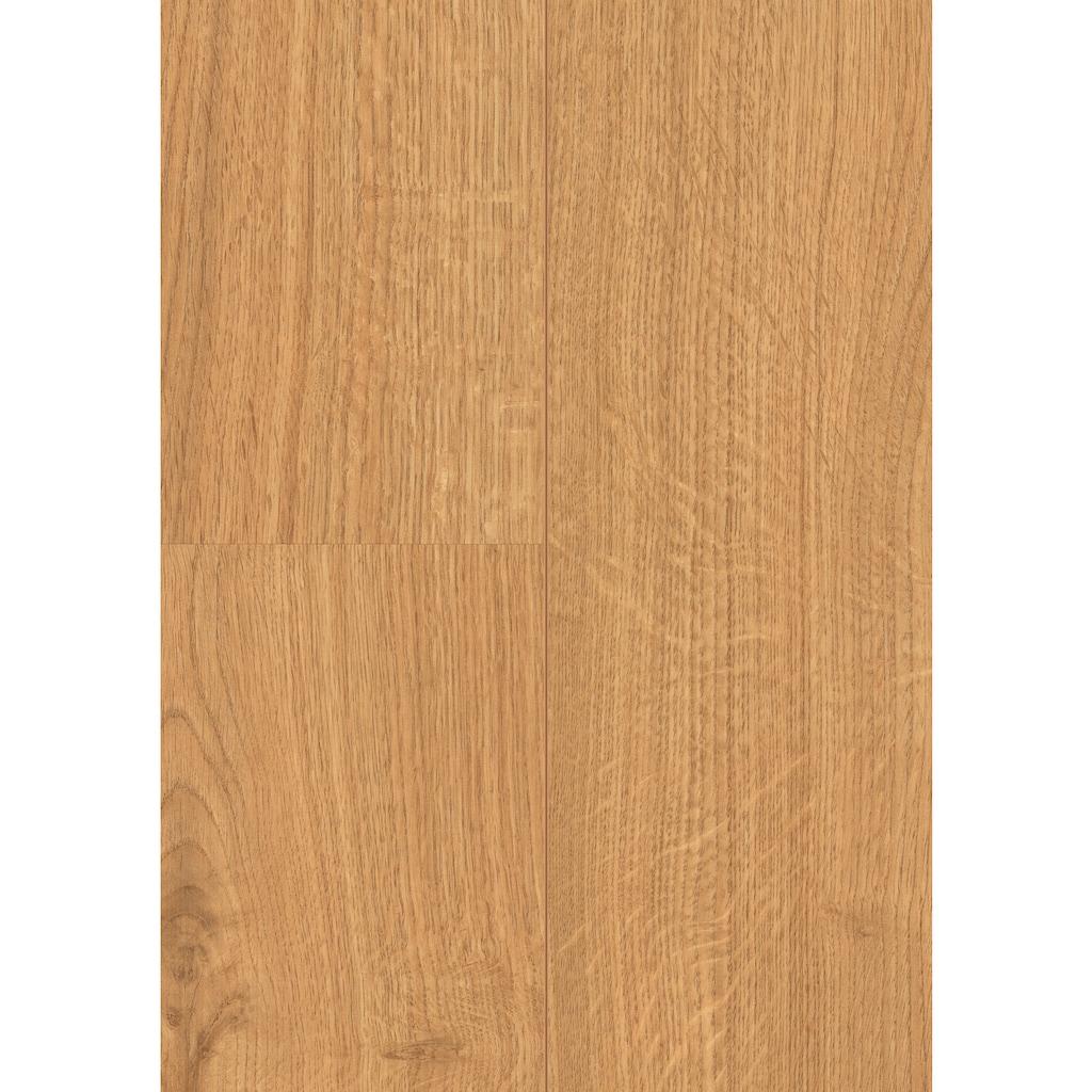 EGGER Laminat »HOME Widford Eiche«, pflegeleicht, 2-seitige Fasen, 2,533 m²/Pkt., Stärke: 8 mm