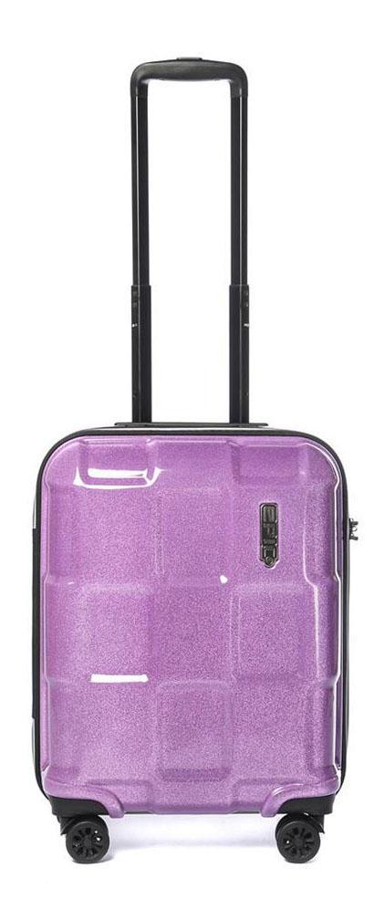 EPIC Hartschalen-Trolley Crate Reflex Amethyst Purple, 55 cm, 4 Rollen   Taschen > Koffer & Trolleys > Trolleys   Rosa   Epic