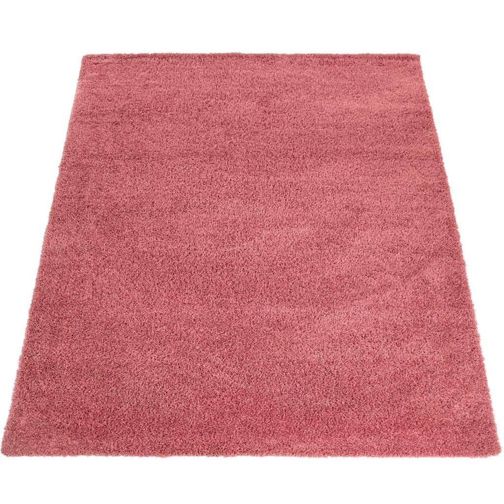 Hochflor-Teppich, »Avantgarde 550«, Paco Home, rechteckig, Höhe 45 mm, maschinell gewebt