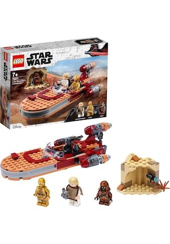 LEGO® Konstruktionsspielsteine »Luke Skywalkers Landspeeder™ (75271), LEGO® Star Wars™«, (236 St.), Made in Europe kaufen
