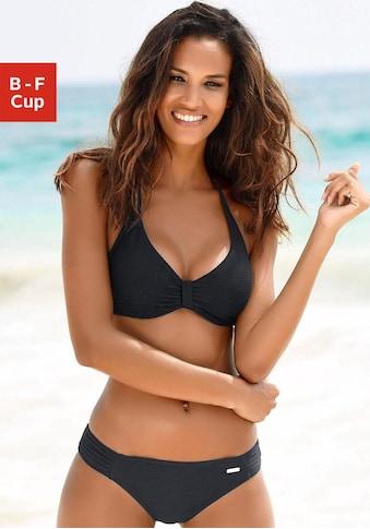 Sunseeker Bügel-Bikini-Top »Fancy«, aus edler Strukturware kaufen
