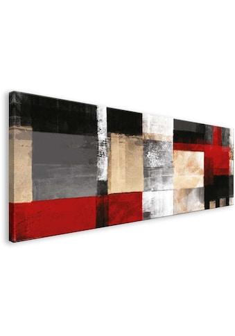 Home affaire Leinwandbild »Square«, 150/57 cm kaufen