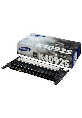 Samsung Tonerkartusche »CLT-K4092S, SU138A,Original,Schwarz« kaufen