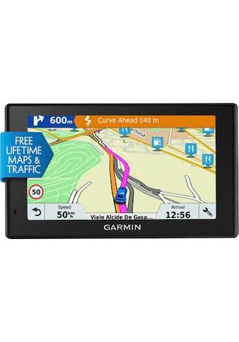 Garmin Navigationsgerät »DRIVE Smart 51 LMT-D EU«, (Europa (46 Länder) inklusive... kaufen