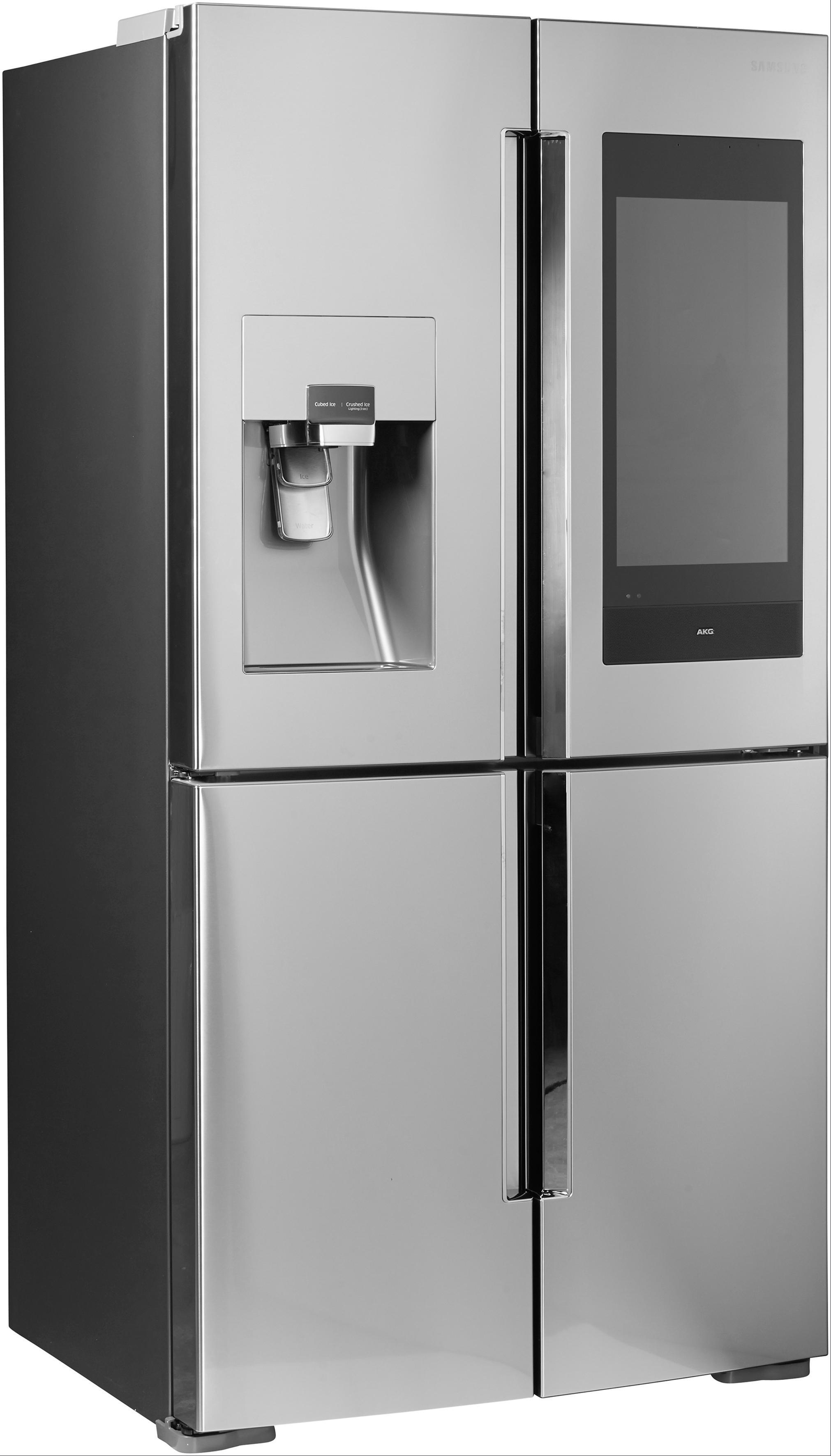 Samsung French Door Kühlschrank, 182,5 cm hoch, 90,8 cm breit
