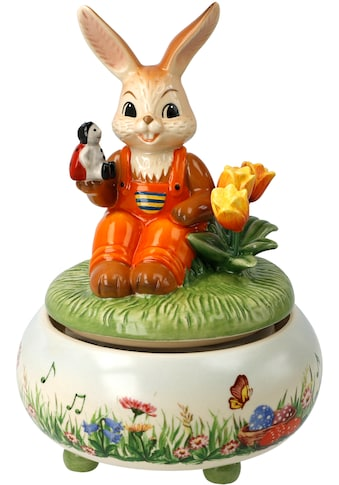 Goebel Spieluhr »Picknick im Frühling«, Sammlerfigur kaufen