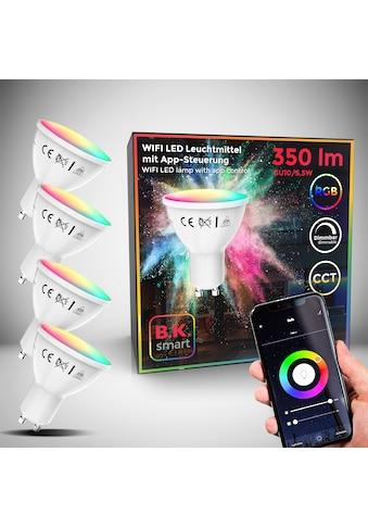 B.K.Licht LED - Leuchtmittel, GU10, Farbwechsler kaufen