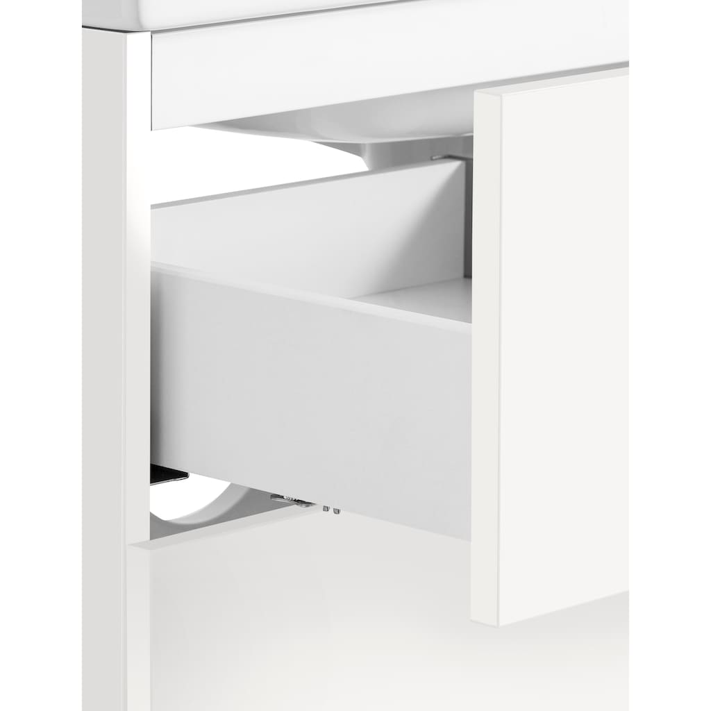 OPTIFIT Badmöbel-Set »Napoli«, (Set, 2 St.), mit Soft-Close-Funktion, Breite 85 cm