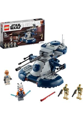 LEGO® Konstruktionsspielsteine »Armored Assault Tank (AAT™) (75283), LEGO® Star Wars™«, (286 St.), Made in Europe kaufen