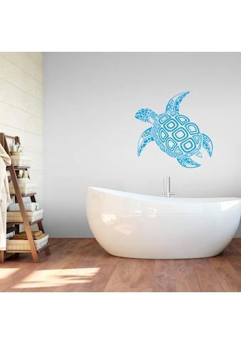Wandtattoo »Schildkröte« kaufen