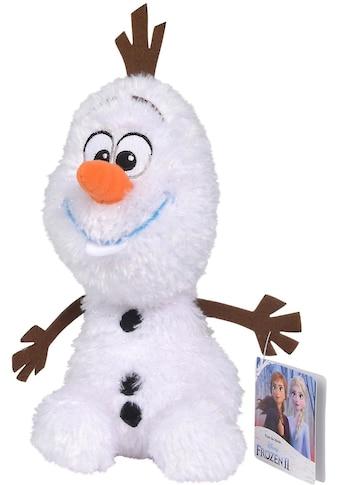 SIMBA Plüschfigur »Disney Frozen 2, Olaf, 25 cm« kaufen