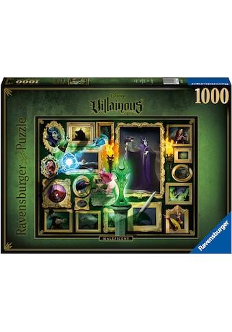 Ravensburger Puzzle »Disney Villainous: Maleficent«, Made in Germany, FSC® - schützt... kaufen