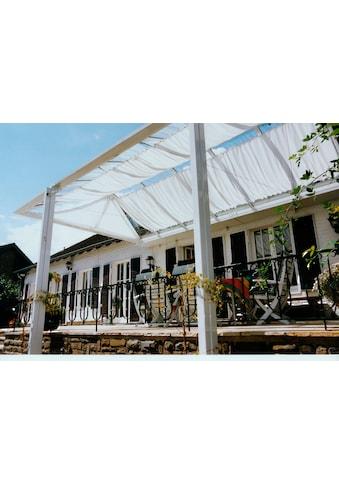 Floracord Sonnensegel »Bausatz Universal«, BxT: 330x140 cm, weiß kaufen