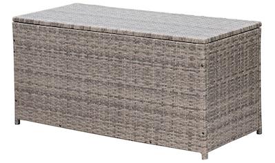 MERXX Auflagenbox BxTxH: 123x54x60 cm, Polyrattan kaufen