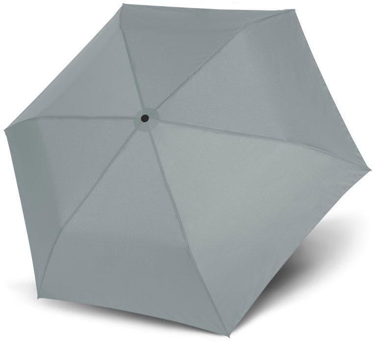 doppler®, Taschenregenschirm Zero 99 uni, Cool Grey | Accessoires > Regenschirme > Sonstige Regenschirme | Grau | DOPPLER