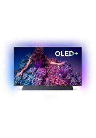 Philips 65OLED934/12 OLED - Fernseher (164 cm / (65 Zoll), 4K Ultra HD, Smart - TV kaufen