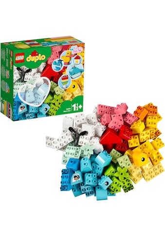"""LEGO® Konstruktionsspielsteine """"Mein erster Bauspaß (10909), LEGO® DUPLO®"""", Kunststoff, (80 - tlg.) kaufen"""