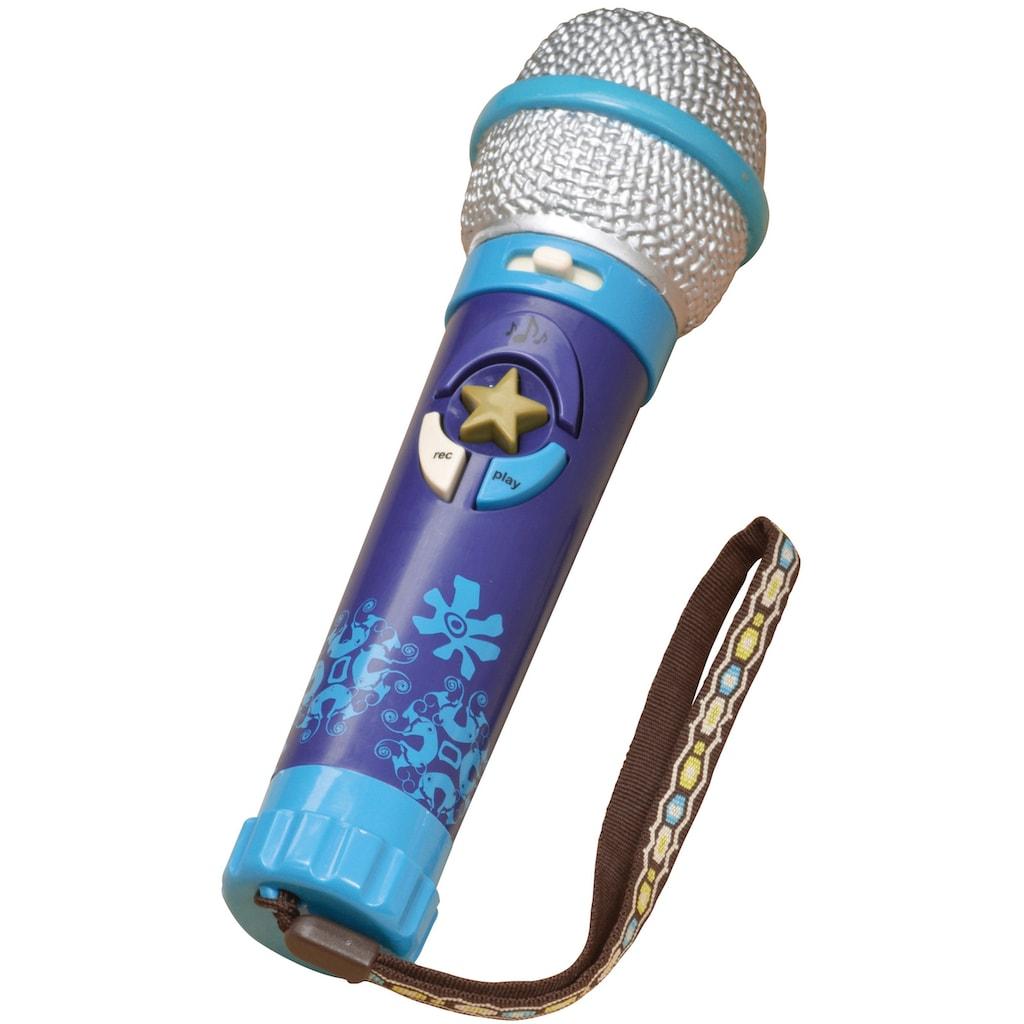 "B. Mikrofon ""Okideoke- Navy"""