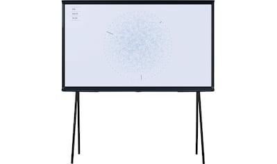Samsung Serif - TV QE55LS01RB QLED - Fernseher (138 cm / (55 Zoll), 4K Ultra HD, Smart - TV kaufen