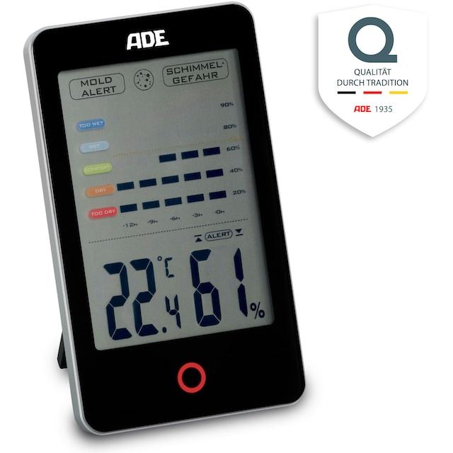 ADE »Hygrometer WS 1701« Innenwetterstation
