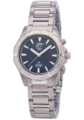 ETT Funkuhr »ELT - 11357 - 10M« (Set, 2 tlg., mit Schnellladelampe) kaufen