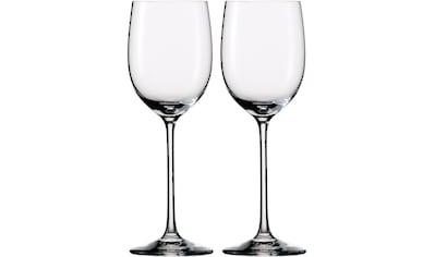 Eisch Weißweinglas »Jeunesse«, (Set, 2 tlg.), bleifreies Kristallglas, 270 ml kaufen