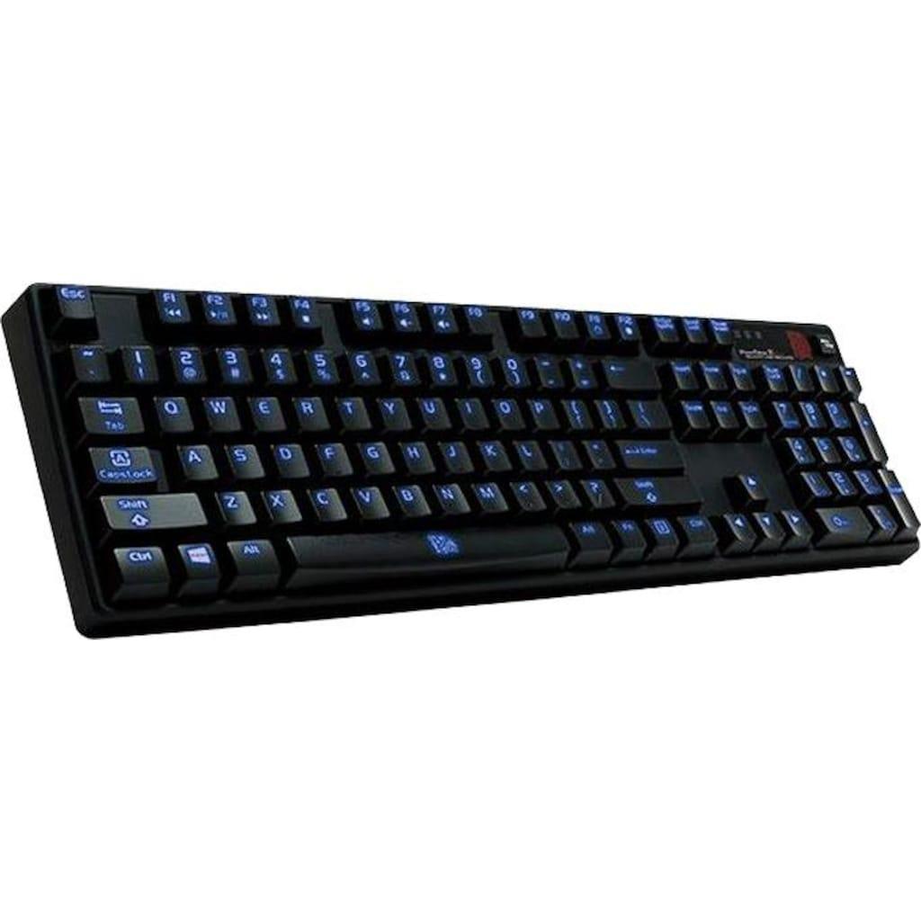 TT Esports Gaming-Tastatur »Poseidon Z Plus Smart«, (USB-Anschluss-Ziffernblock)