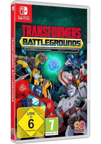 Outright Games Spiel »Transformers: Battlegrounds«, Nintendo Switch kaufen