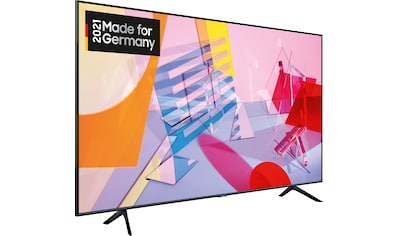 "Samsung QLED-Fernseher »GQ43Q60T«, 108 cm/43 "", 4K Ultra HD, Smart-TV kaufen"