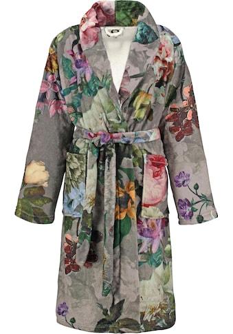 Essenza Damenbademantel »Fleur«, (1 St.), im floralen Design kaufen
