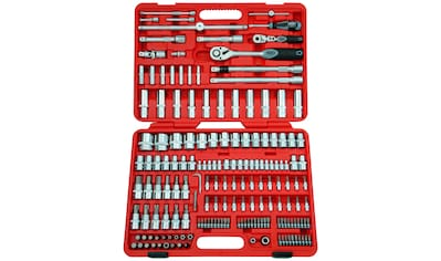 FAMEX Steckschlüsselsatz »525 - SD - 21«, 174 - tlg. für High - End - Mechaniker kaufen