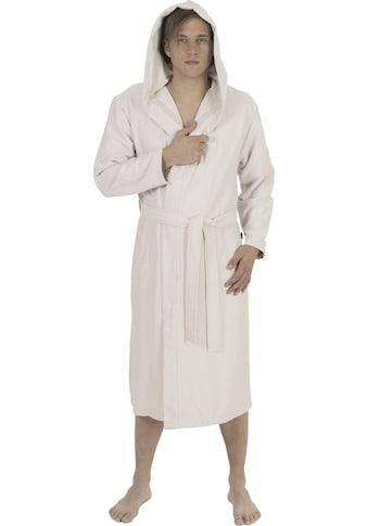 Wewo fashion Unisex-Bademantel »3901«, mit Soft-Touch kaufen