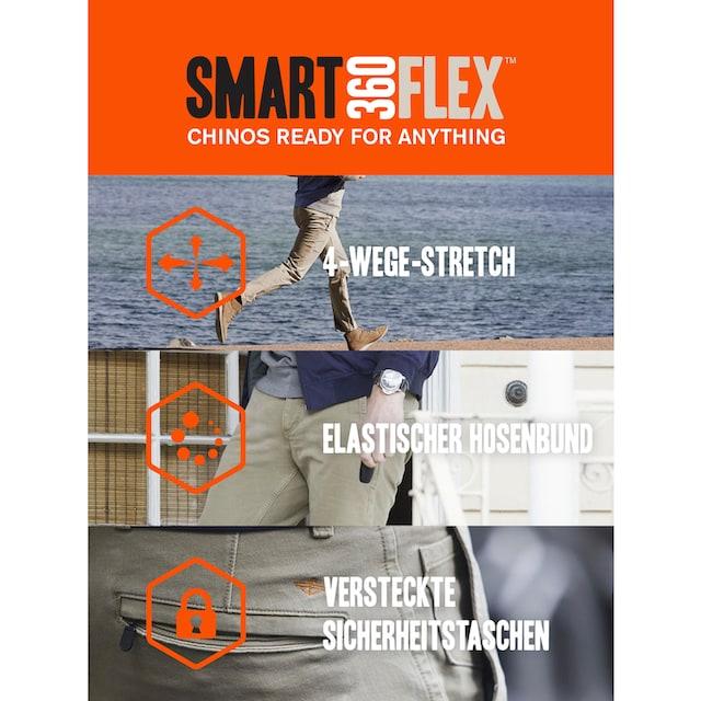Dockers Chinohose »SMART 360 FLEX ALPHA SLIM TAPERED«