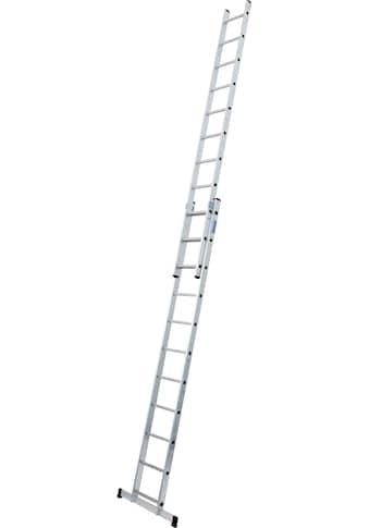 KRAUSE Schiebeleiter »Corda«, 2x11 Sprossen kaufen