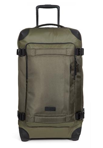 Eastpak Reisetasche »TRANVERZ L, Cnnct Khaki«, mit 2 Rollen, enthält recyceltes... kaufen